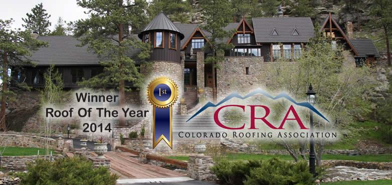 Professional roofers in Colorado