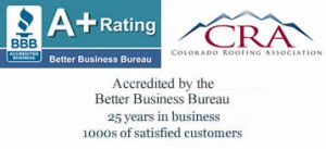 BBB accredited roofers