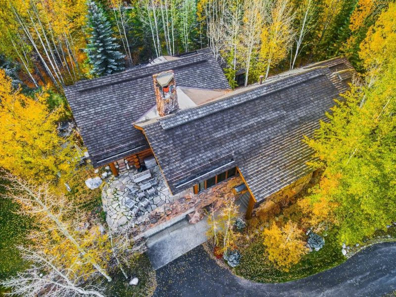 Fall roof maintenance in Colorado