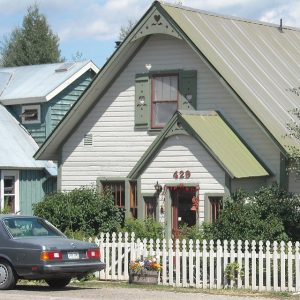 Gable roofs installation in Colorado