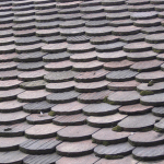 clay tiles roofing material