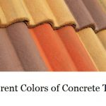 Quality concrete tiles