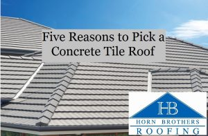 Concrete Tiles For Your Roof Denver Roofing Installation