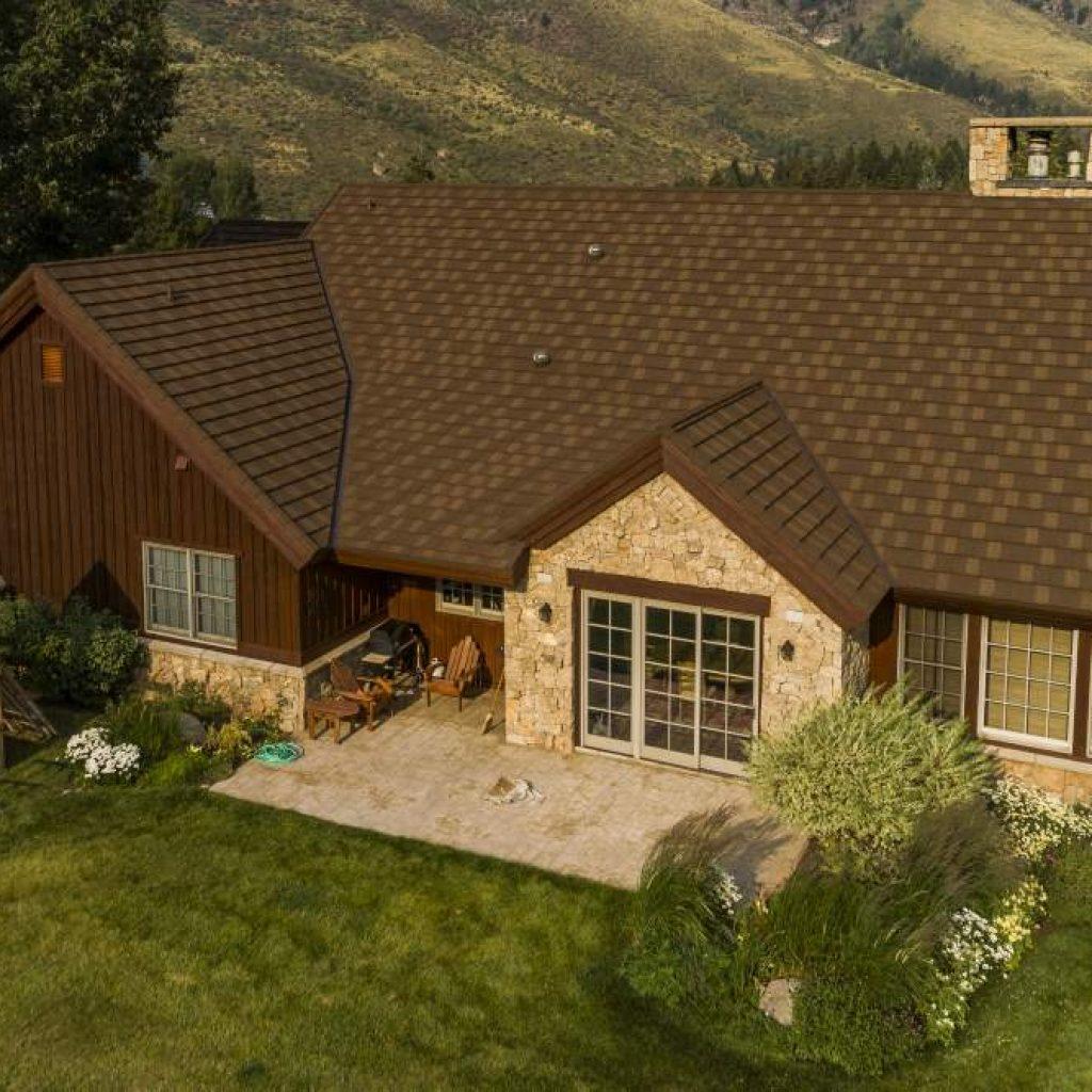 Replacing Wood Shake Roofs