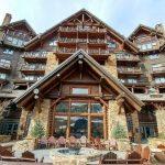 Mountain Resort Roof
